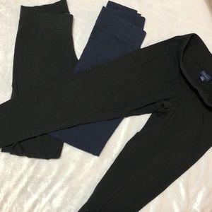3 pair bundle of Aeropostale leggings